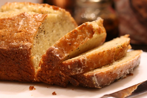 Orange Poppy Bread