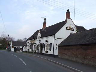 The Horseshoe at Tatenhill Burton on Trent