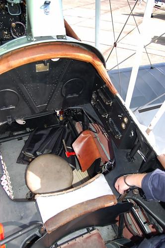 Fairey Swordfish Observers station