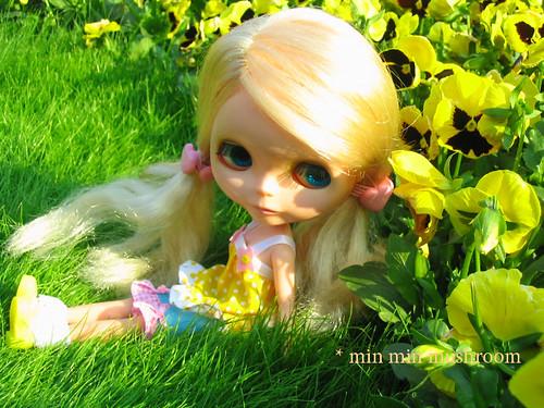 My Blythe: Mei Kam by *min min mushroom.