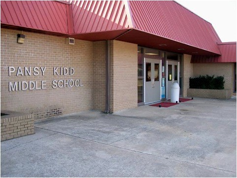 Pansy Kidd Middle School