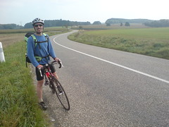 Flat roads before the hills