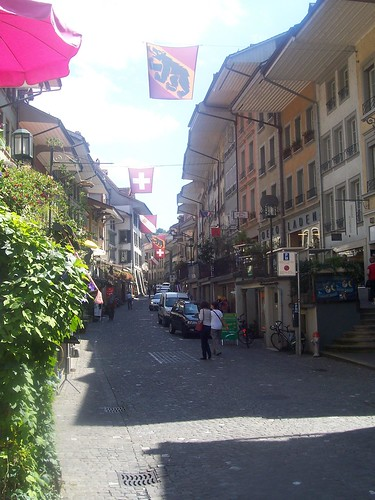 The Obere Hauptgasse