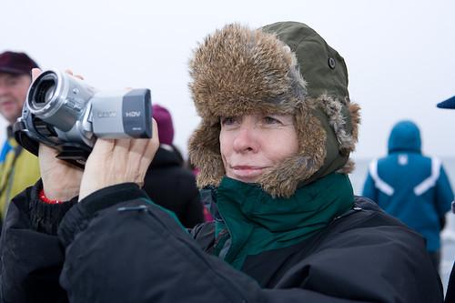 Last glimpse of Jakobshavn icebergs