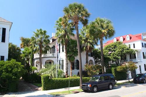 East Bay Street residence