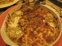 法式烤姑烤飯