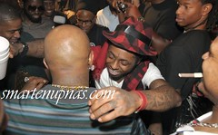 lil wayne 1 million dollar birthday party