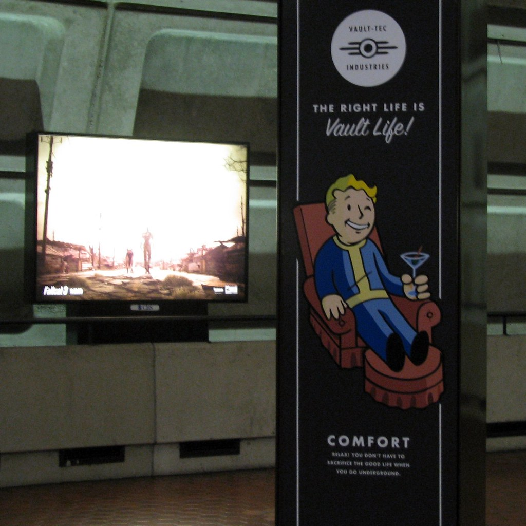 Fallout 3 @ Metro Center -- 3