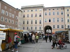 Green Market Salzburg