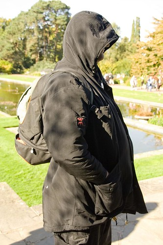 A Hoodie At Wisley