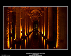 Yerebatan Saray Sarniçi The Sunken Palace Cistern