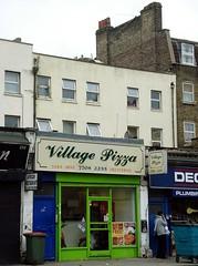 Picture of Village Pizza, SE1 5UB