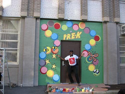 Pre-K Wall 2- Caterpillar!