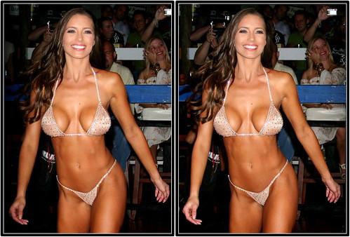 Bikini USA State Finals, All Stars Sports Bar & Grill, Houston, Texas ...