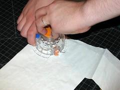 freezer paper appliqué