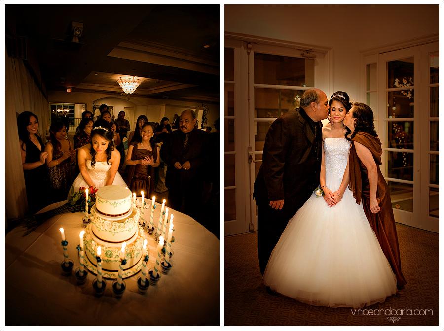 cake + kiss