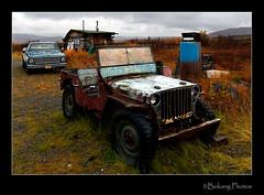 Alaska (Bokang24) Tags: alaska d70 rusty tokina1224 willysjeep