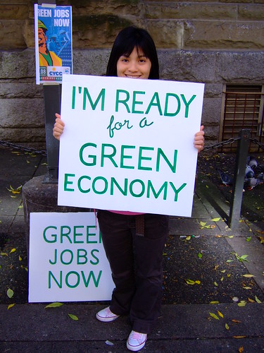 i'm ready for green jobs