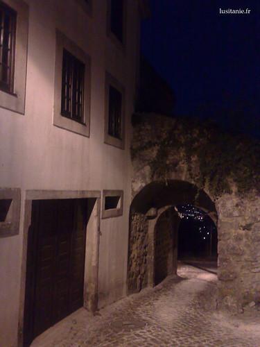 A entrada da cidade velha :)