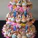beach theme cupcakes