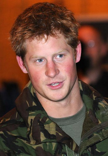 james hewitt prince harry pictures. Prince Harry at HM Naval Base