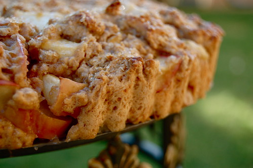 a side of awesome apple cake