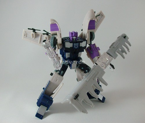 Transformers Octane Henkei - modo robot