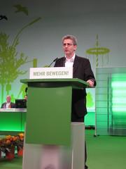 Bilder vom Bundesparteitag der Grünen