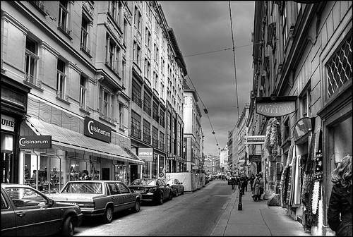 Singerstraße, Vienna