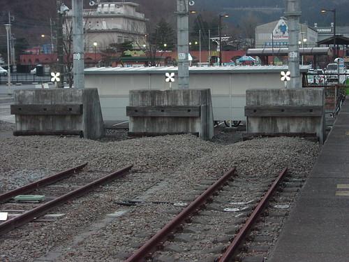 横川駅/Yokokawa station