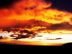 (Edison Zanatto) Tags: sunset brazil sky naturaleza sun sol southamerica nature brasil skyline backlight clouds sunrise landscape atardecer soleil flickr nuvole natureza natur wolken paisaje paisagem cu prdosol cielo nubes cumulus nuvens  nuvem crpuscule landschaft sonne paesaggi ocaso sonneuntergang alvorada stratus controluce anochecer anoitecer coucherdesoleil nikonn90s crepsculo nascente contrallum puestadelsol americadosul cirros poente puestas fimdetarde cumulusnimbus luscofusco sdamerika dramtico cumulonimbusclouds dilculo postadelsol fujicolorprovalue200 filme35mm crepsculovespertino postadosol continentesulamericano  edisonzanatto