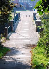 Craighead Bridge from Blantyre Side (James B Brown) Tags: park bridge brown parish scotland riverclyde clyd