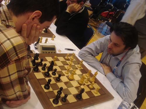 Oscar de la Riva vs Klasan Vladimir