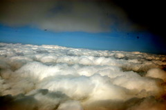 the view from the top (hiscozzese) Tags: window clouds airplane view
