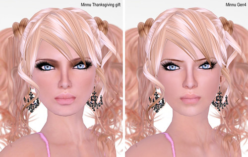 Minnu Thanksgiving Gift Skin by you.