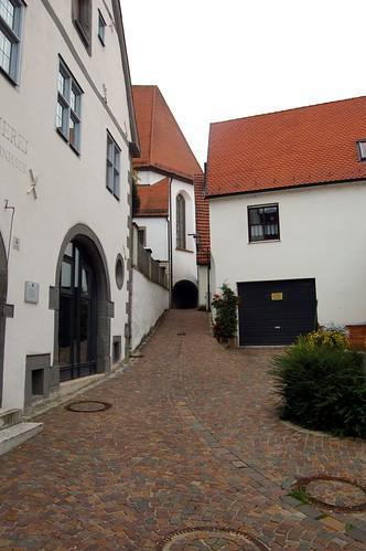 Sidestreet in Harburg