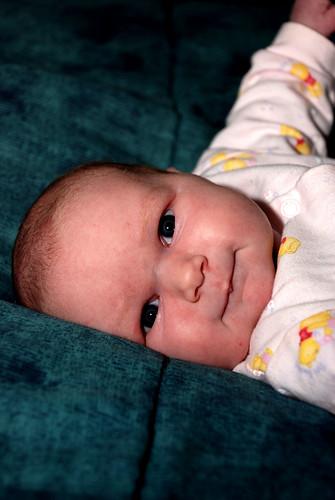 Maddie 18 days old