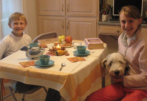 Hayes teatime