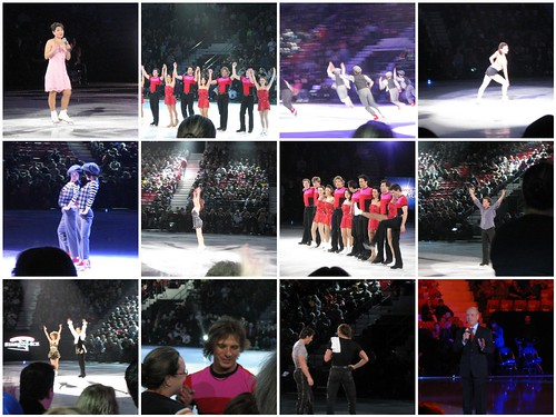 Stars on Ice Moments