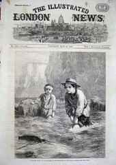 1866 London (England) Illustrated News (oldsailro) Tags: ocean park old boy sea summer people sun lake playing beach boys water pool girl sunshine youth sailboat race vintage children fun toy boat miniature wooden pond model waves sailing ship child time yacht antique group victorian boom mat regatta hull spectators wreck watercraft adolescence keel fashioned 1866 theillustratedlondonnews