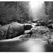 silvery stream | Hume lake