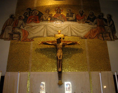 Crucifix in St. Augustines Cathedral