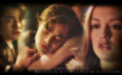 Blair and Chuck (MaybeSomedayLove) Tags: girl ed blair chuck leighton gossip meester westwick 2x13