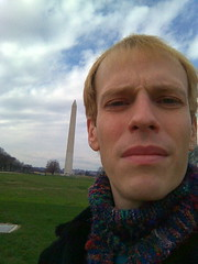 Me and the Monument
