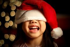 christmas hat (focal dilemma) Tags: pictures portrait canon photo faces image dslr xsi
