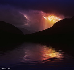 Reflections at the End of the Day (Shuggie!!) Tags: sunset water clouds landscape scotland williams karl torridon abigfave amazingamateur theunforgettablepictures alemdagqualityonlyclub damniwishidtakenthat karlwilliams newgoldenseal