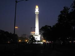 MONUMENT AT NIGHT (amukherji) Tags: platinumbestshot