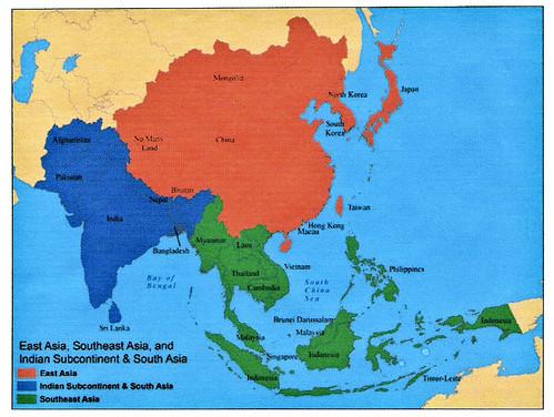 No Man's Land Map