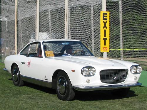 1963 Lancia Flaminia 2.8 3C 1