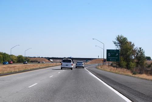 I-82 @ SR 22 west terminus